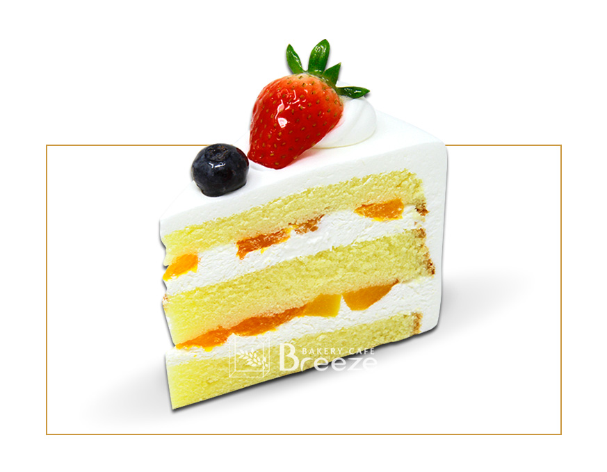 Fruit Fresh Cream Cake