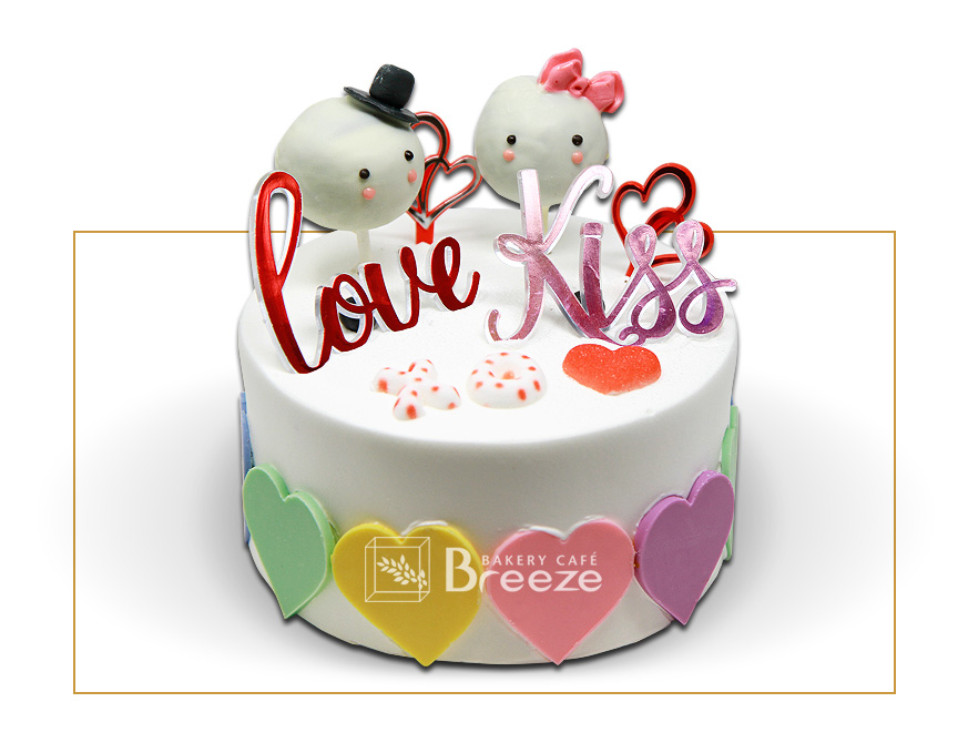 Fall in Love Cake