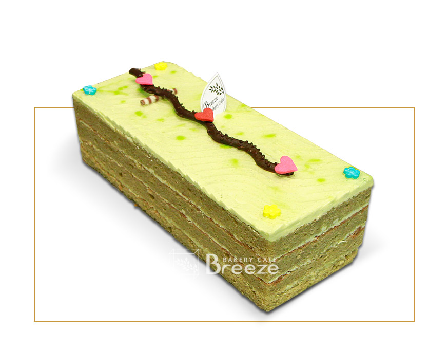 Green Tea Breeze Cake